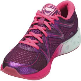 asics Noosa FF Shoes Dam prune/glacier sea/rouge red